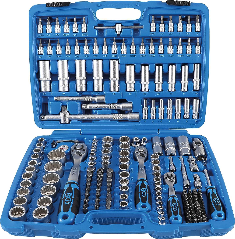 BGS 2609 Socket 3//8 Drive Super Lock deep 10 mm 19 mm