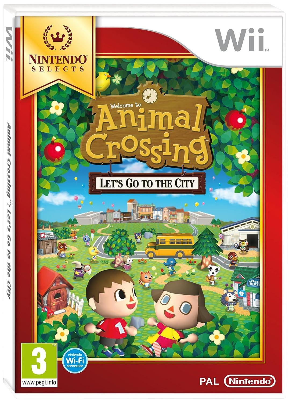 Nintendo Animal Crossing: Lets Go To The City - Juego ...