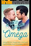 A Little Bundle of Omega: An MPREG Boxset