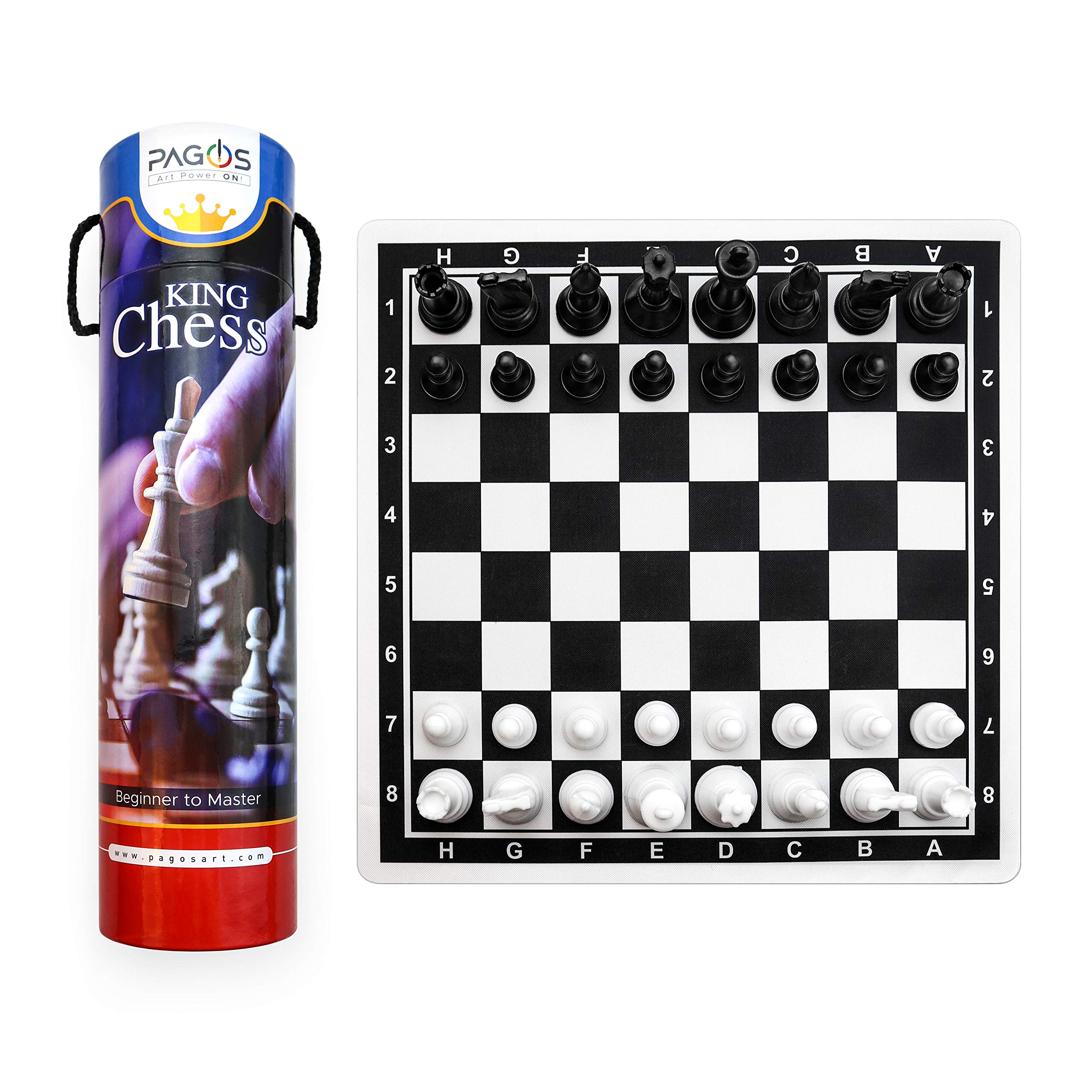 Wholesale Chess Archer Chess Set Combo Navy Blue