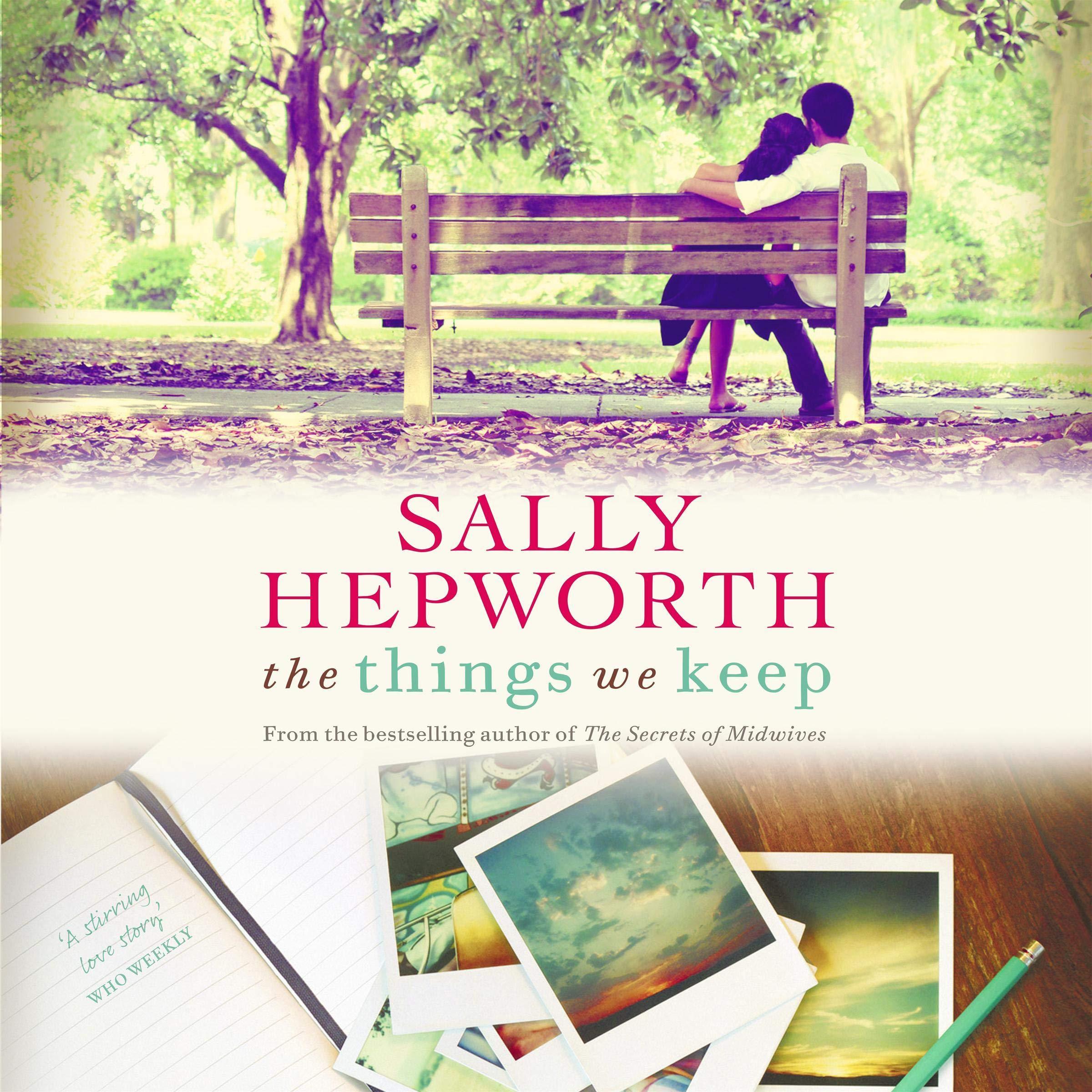 The Things We Keep by Macmillan Australia Audio