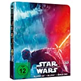Star Wars: Der Aufstieg Skywalkers (Steelbook, inkl. 2D Blu-ray) [3D Blu-ray]