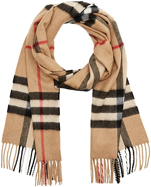 a7478d81098 BURBERRY Women s Classic Scarf