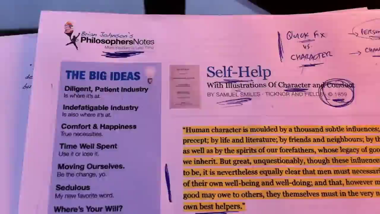 self help samuel smiles 9781463524883 amazon com books