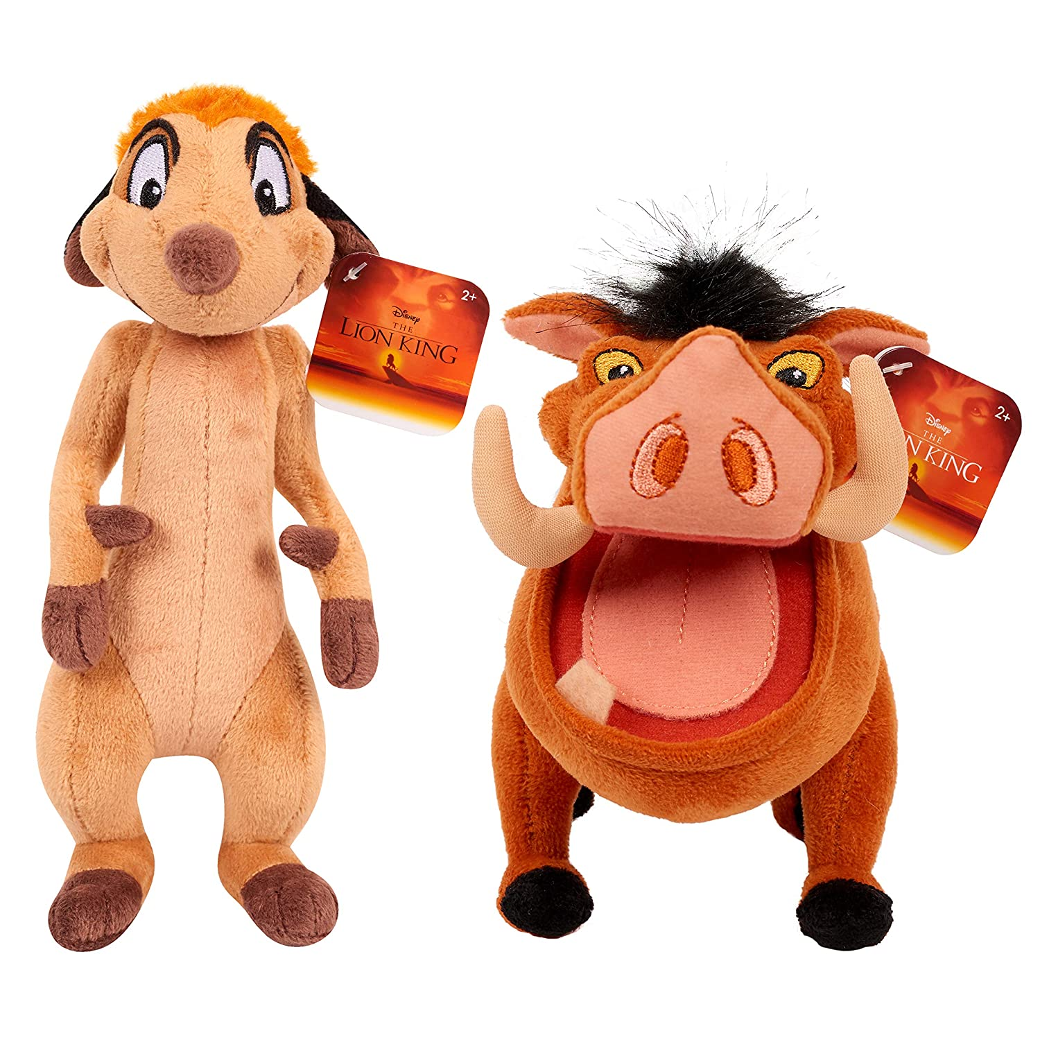 Amazoncom Disney The Lion King Timon And Pumba Set Of