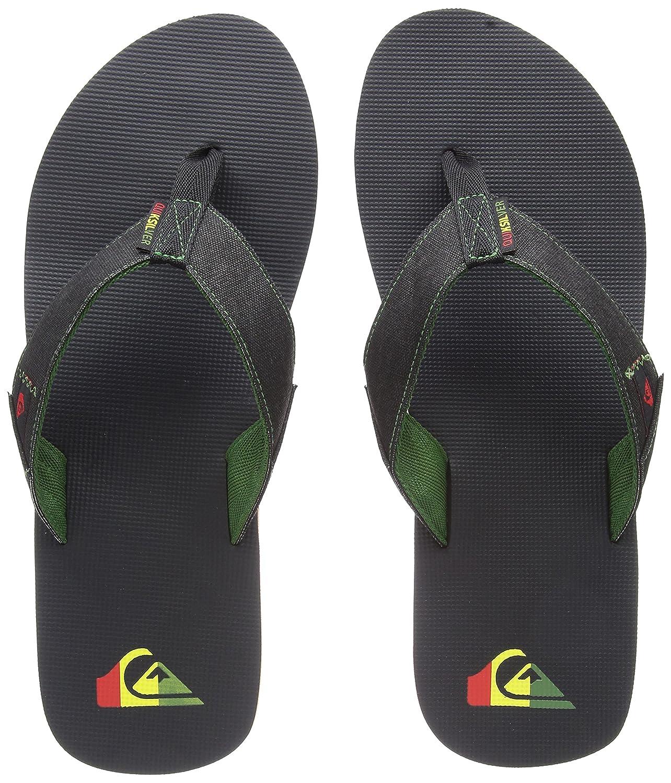 TALLA 40 EU. Quiksilver Molokai Abyss, Zapatos de Playa y Piscina para Hombre