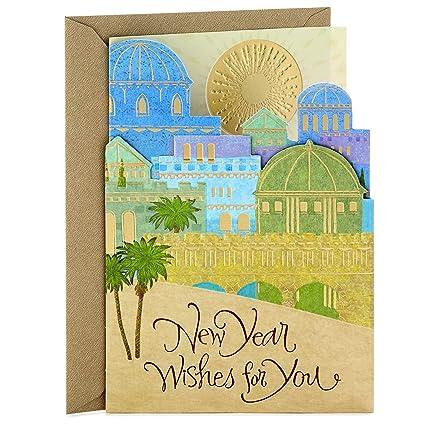 hallmark tree of life jewish new year rosh hashanah card new year wishes for you