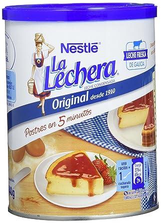 Receta bizcocho leche condensada