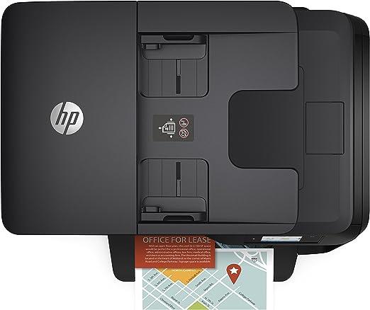 HP Officejet Pro 8715 – Impresora multifunción (Tinta Color, WiFi ...
