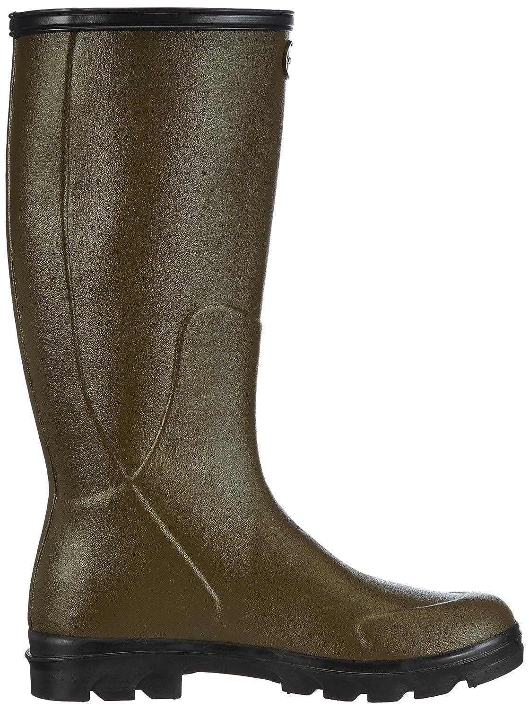 Le Chameau Anjou Evolution Jersey, Bottes homme: Amazon.fr: Chaussures et  Sacs