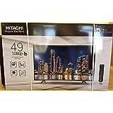 "Hitachi 49"" Class 49E30 Alpha Series LED HDTV"