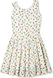 United Colors of Benetton Girl's Bubble Hem Knee-Long Dress