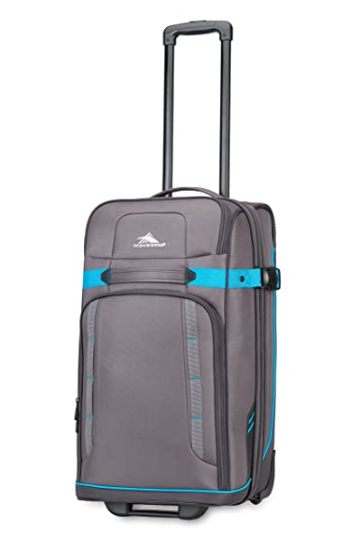 High Sierra Evanston Softside Upright Luggage