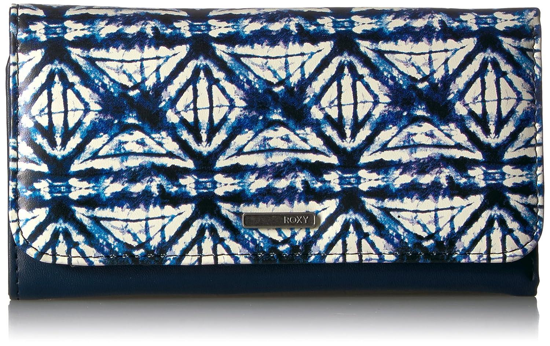 Amazon.com: Roxy My Long Eyes Impreso Tri-fold portafolios ...
