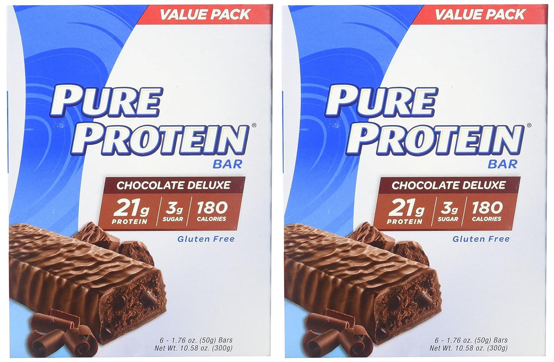 06c74a55ab3 Amazon.com  Pure Protein Bars