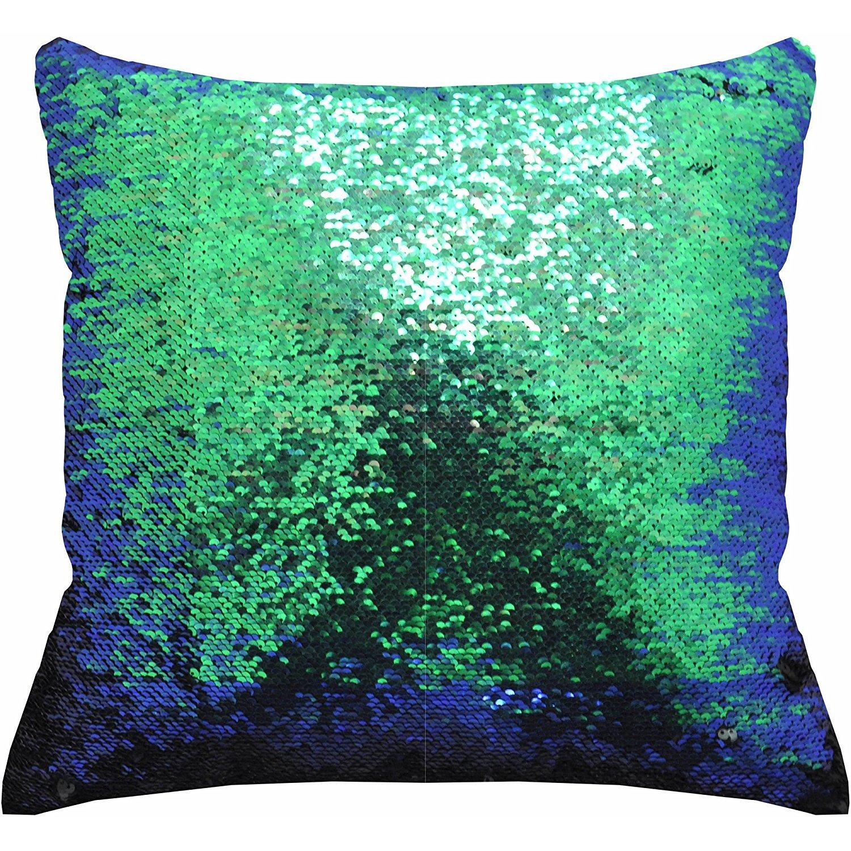 sequin pillow walmart