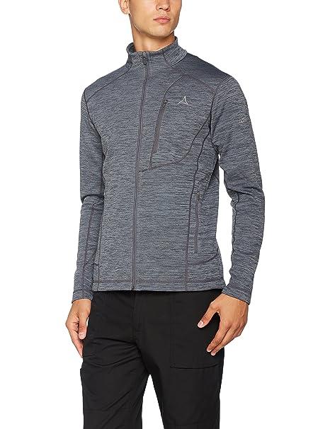 beliebte Geschäfte neu authentisch am besten geliebt Schöffel Men's Fleece Jacket Monaco1