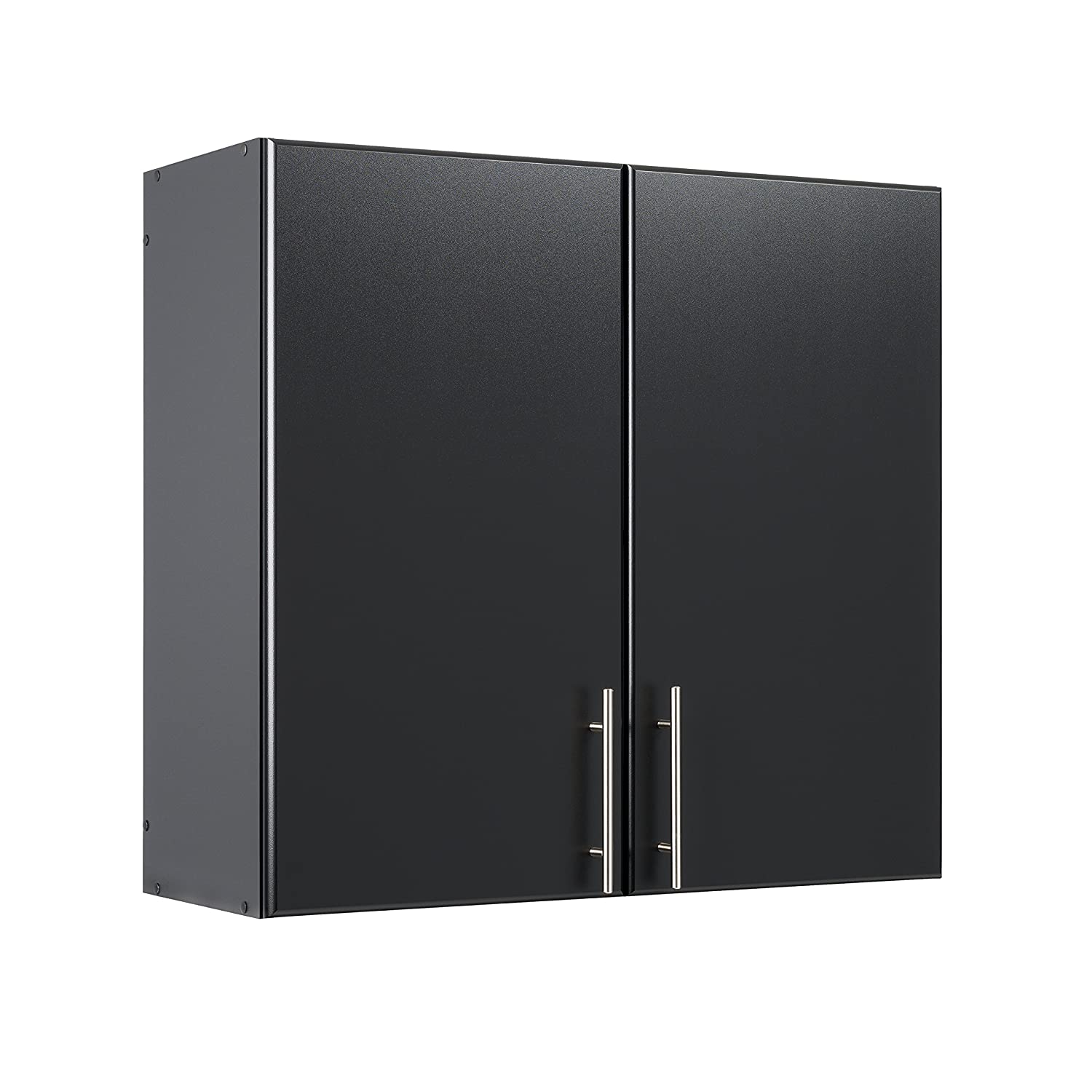 "Prepac BEW-3230 Elite Storage Cabinet 32"" Wall, Black"