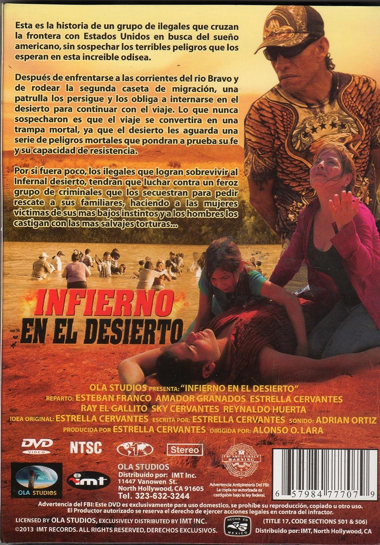 Amazon.com: INFIERNO EN EL DESIERTO [ESTEBAN FRANCO & ESTRELLA CERVANTES]: ESTEBAN FRANCO & ESTRELLA CERVANTES: Movies & TV