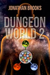 Dungeon World 2: A Dungeon Core Experience Kindle Edition