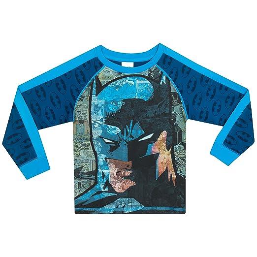 Batman - Pijama para Niños - Batman - 6 - 7 Años: Amazon.es: Ropa y accesorios