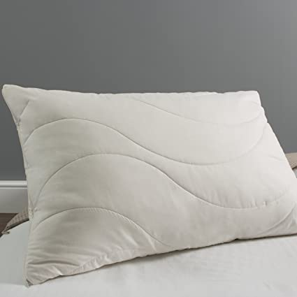 Regular Removable//Washable Wool-Layered Pillow Protector Organic Cotton Cover