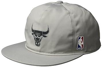adidas NBA Sbc Bulls Gorra de Tenis, Hombre, Gris (Grpumg), OSFM: Amazon.es: Deportes y aire libre