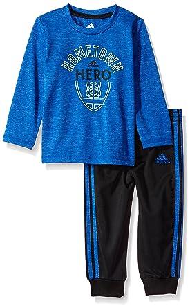 c27451a1a5fa5 Adidas - Playera y pantalón de Manga Larga para bebé