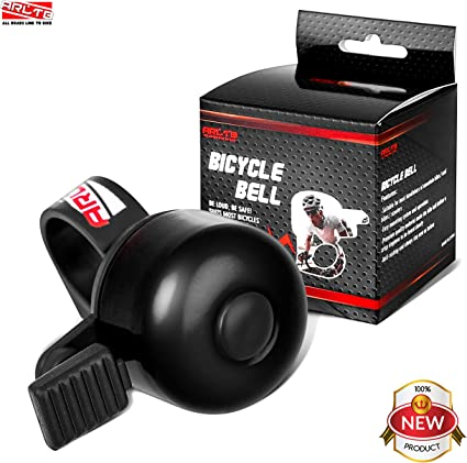 Aluminum Alloy Bicycle  Bell Warning Bike Handlebar Horn Ring Accessories New