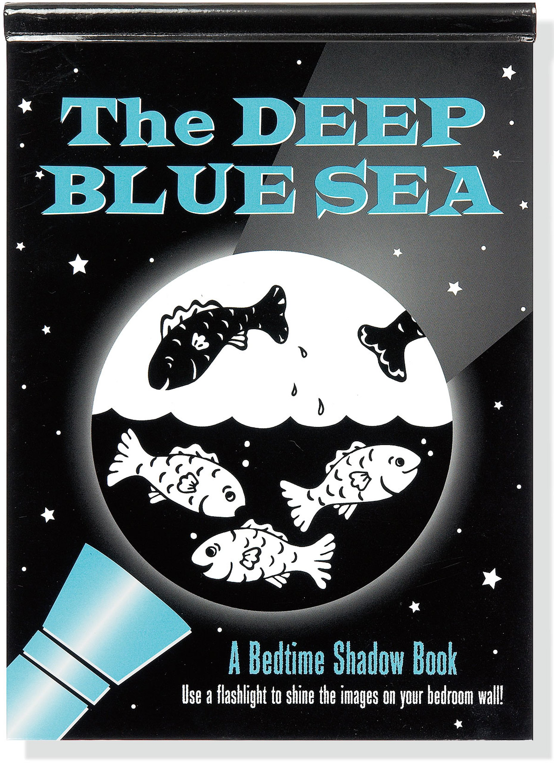 Deep Blue Bedtime Shadow Book product image