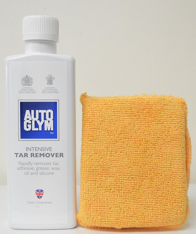 AutoGlym Intensive Tar Remover 325ml with Free Microfiber Applicator