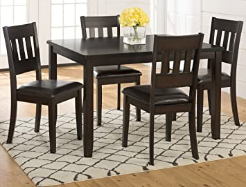 Amazon.com - Jofran: 922, Plantation, 5 Pack Dining Table Set ...