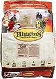 Higgins 466125 Safflower Gold Natural Food For Conure/Cockatiel, 25-Pound