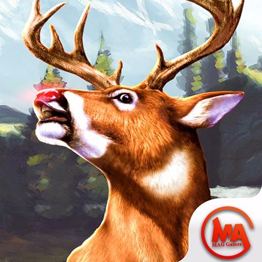 Wild Animal Jungle Hunt - Forest Sniper Deer Hunt Safari Wildlife Hunter Real Life Hunting Simulator 2018 - Real Wild Animals Hunter Rampage FPS World Best Hunting Thrilling Action Adventure Games