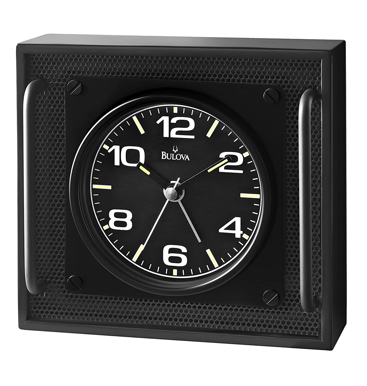 Bulova b6845 Mantle Clock Bulova Canada