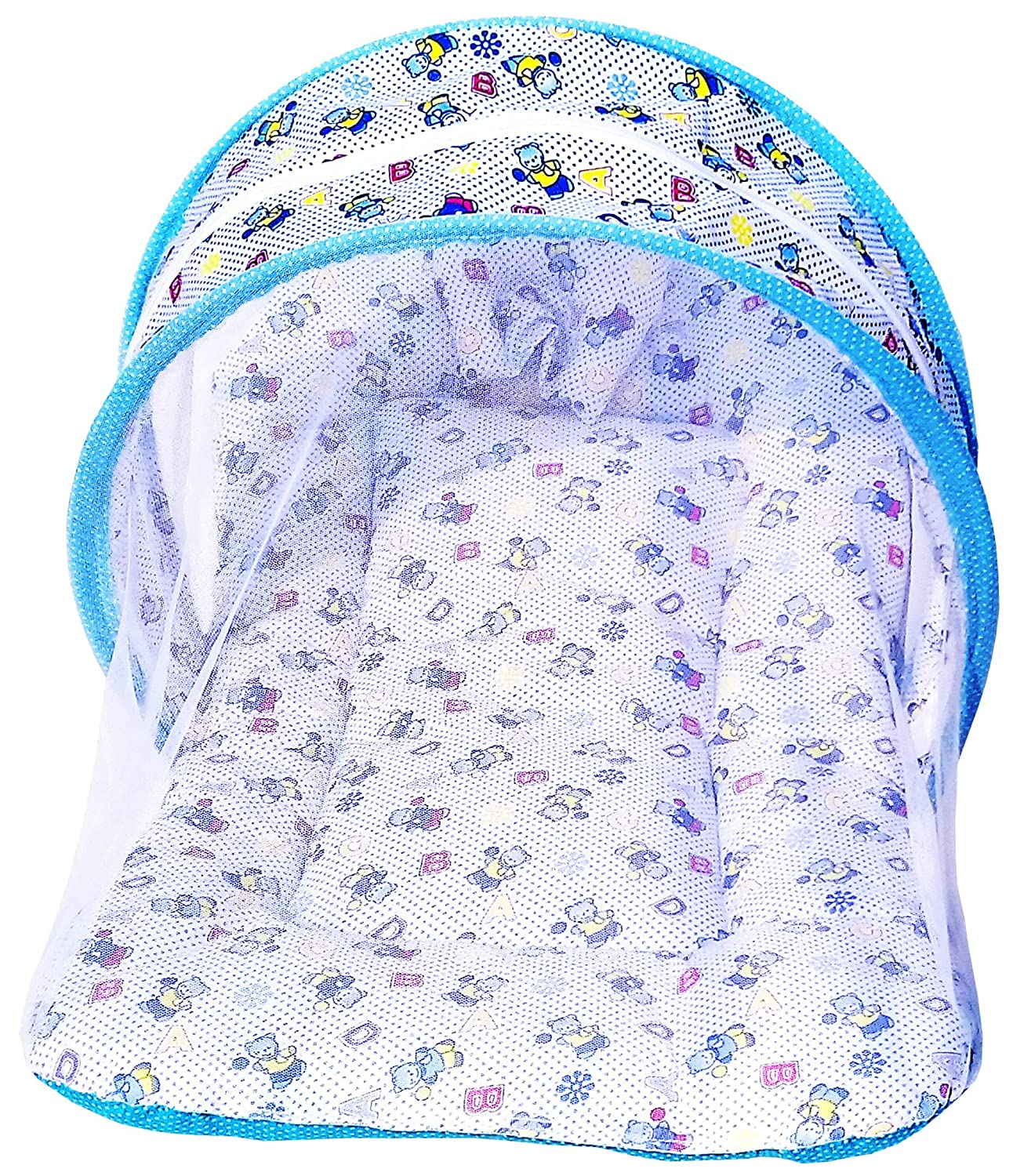 Lowest Price Nagar Baby's  Bedding Set with Mosquito Net