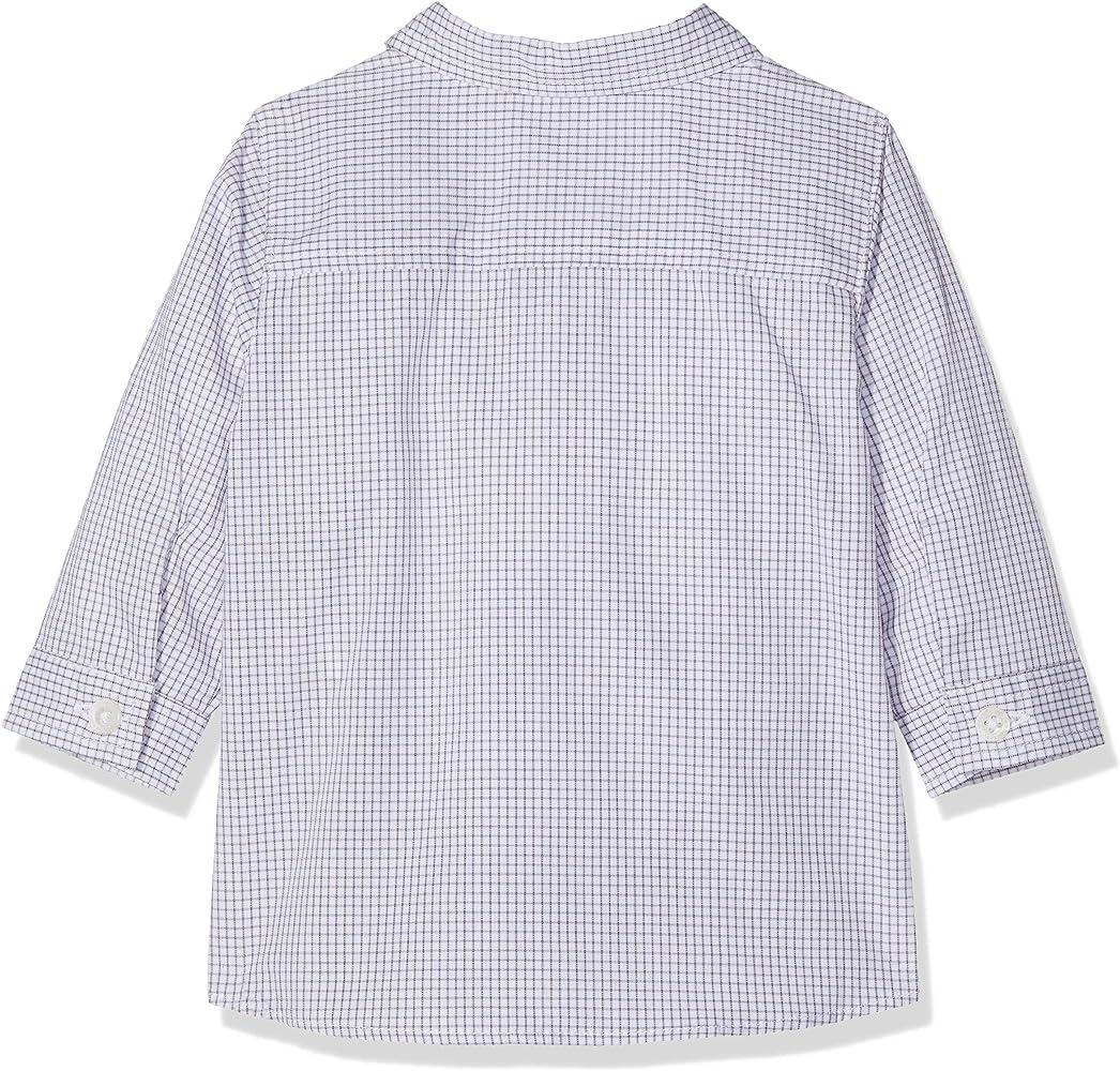 United Colors of Benetton Shirt, Blusa Bebé-Niños, Blanco (White 998), 68: Amazon.es: Ropa y accesorios