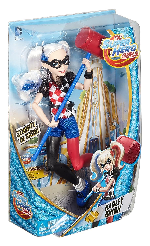 DC Super Hero Girls Harley Quinn 12