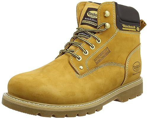 Dockers 23da004, Botas Militar para Hombre, Beige (Golden Tan 910), 47 EU: Amazon.es: Zapatos y complementos