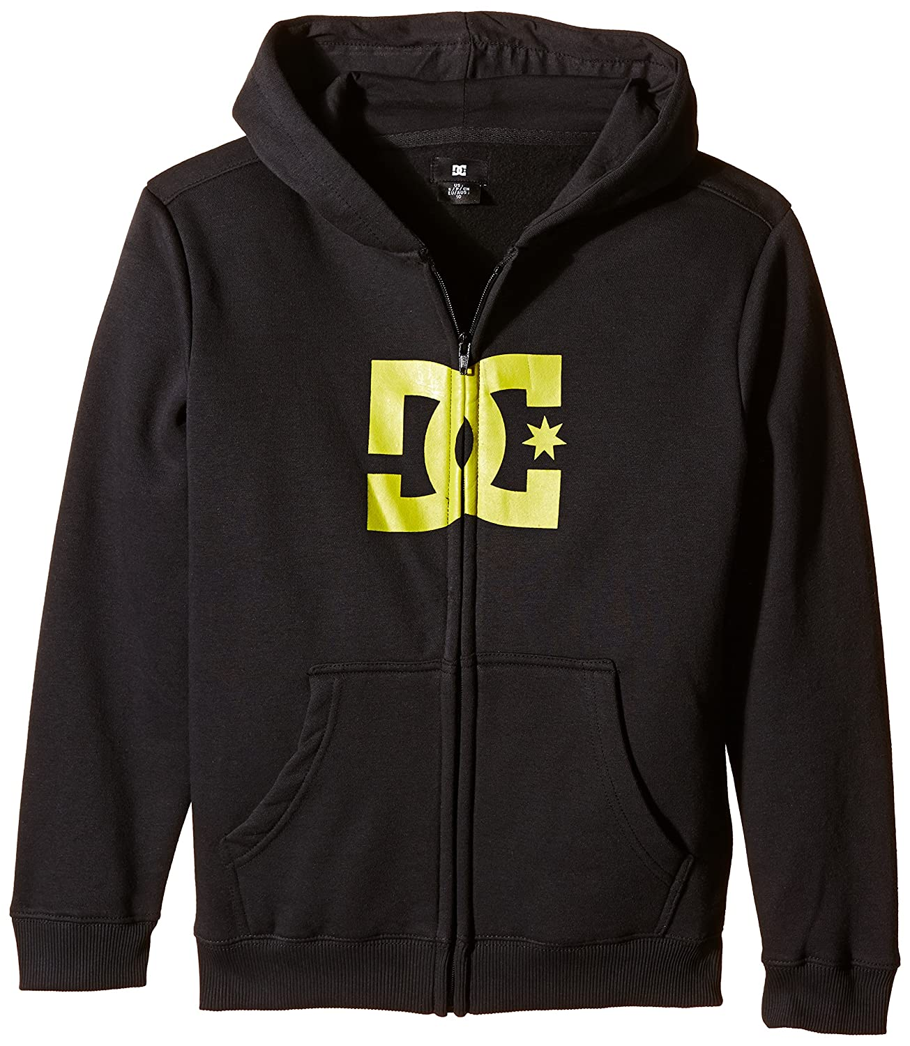 DC Clothing EDBSF03039-KVJ0 Boy's Star ZH OTLR Long Sleeve Hoodie DC Shoes