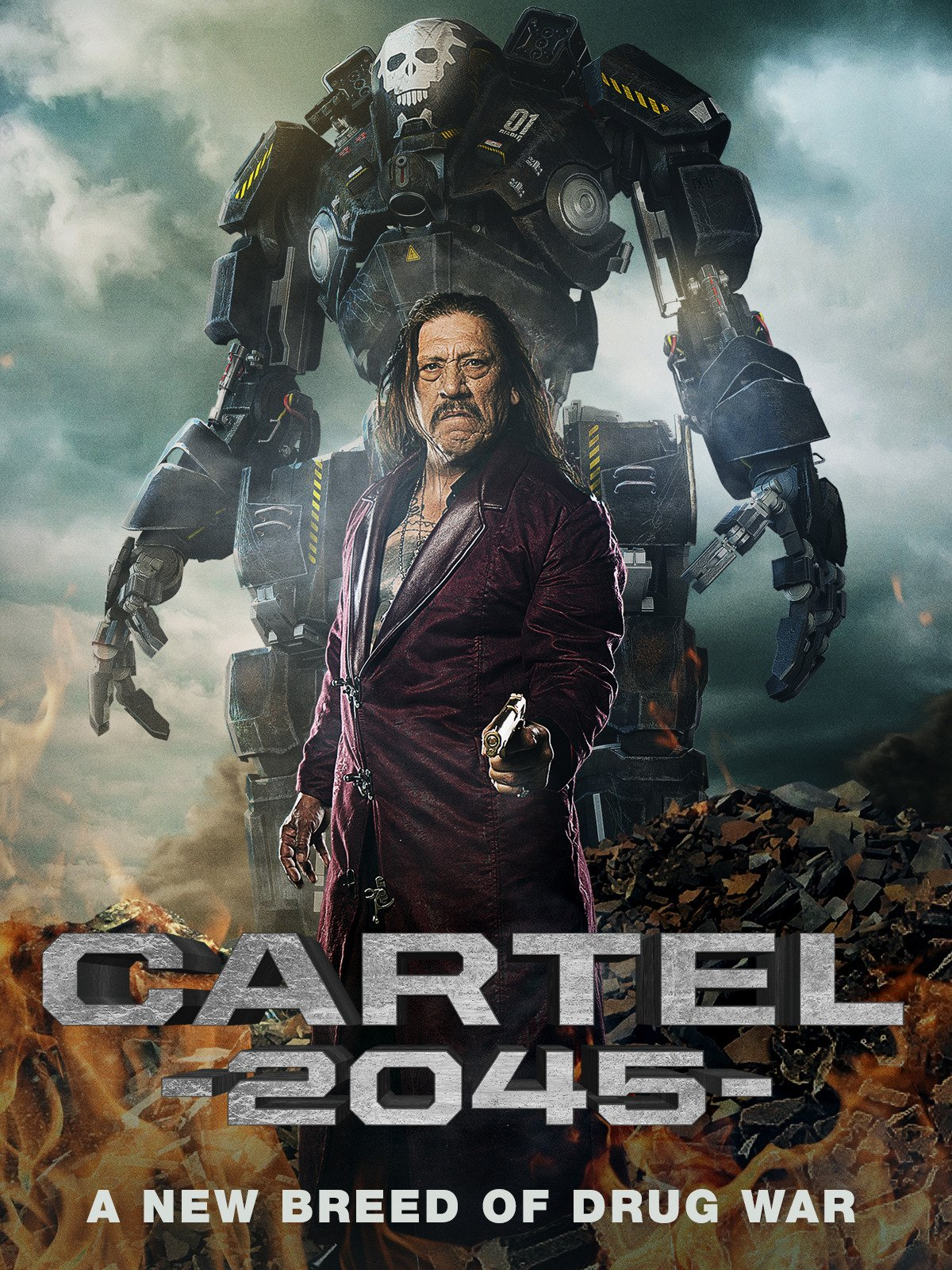 Amazon.com: Cartel 2045: Danny Trejo, Brad Schmidt, Alex ...