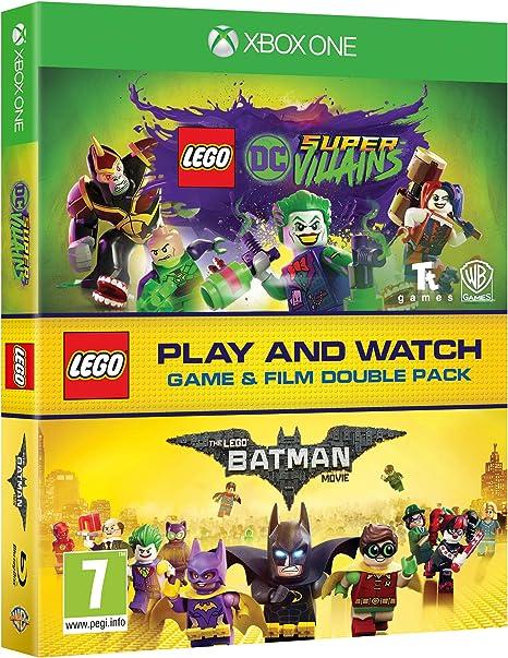 Lego DC Supervillans - Xbox One [Importación inglesa]: Amazon.es ...