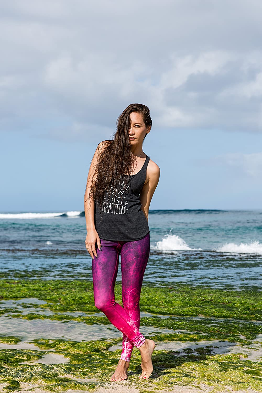 Inner Fire Yoga Apparel Womens Leggings