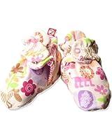 Zutano Baby Girls' Cotton Bootie