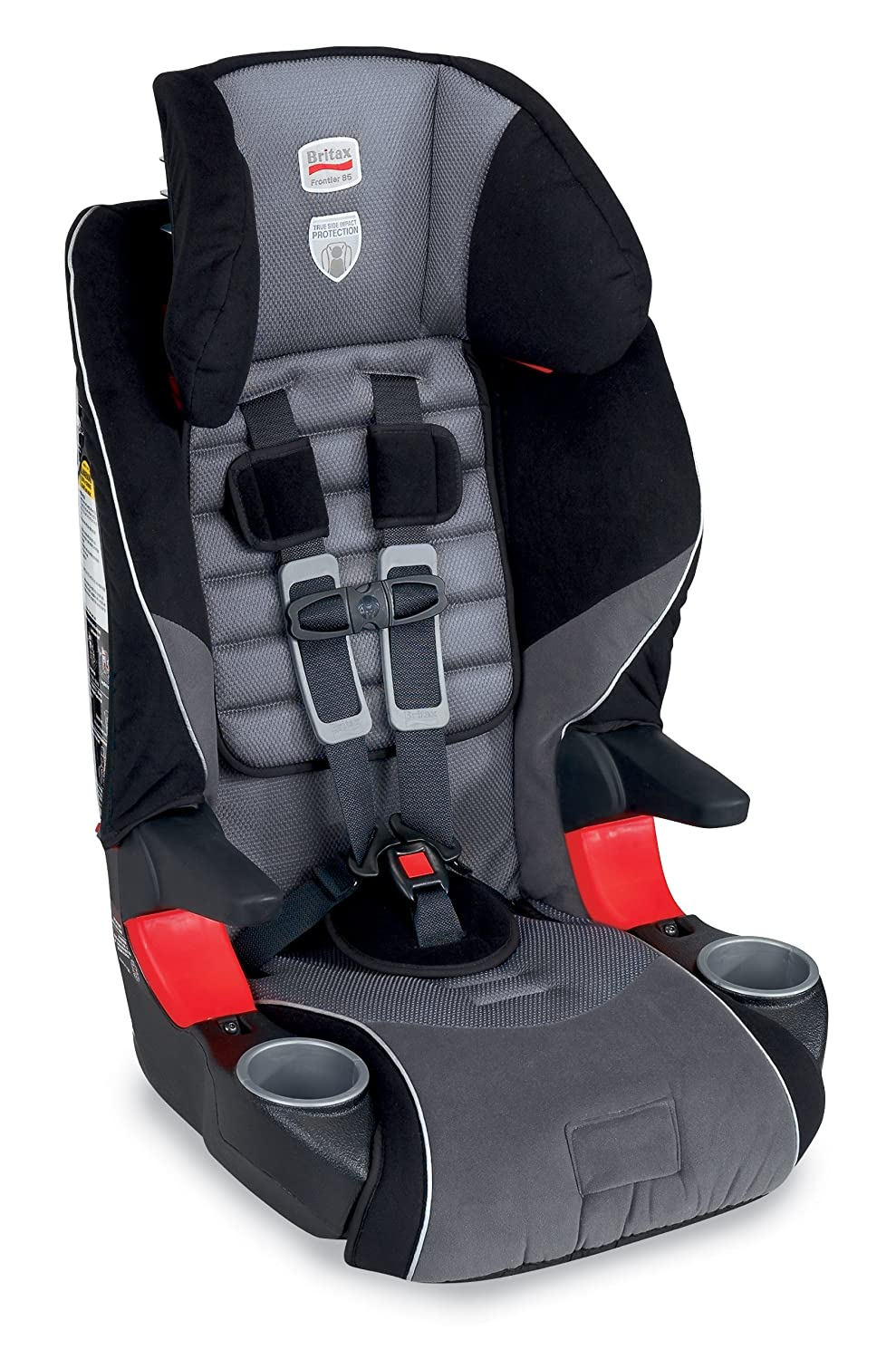 Amazon.com: Britax Frontier 85 Combination Booster Car Seat ...