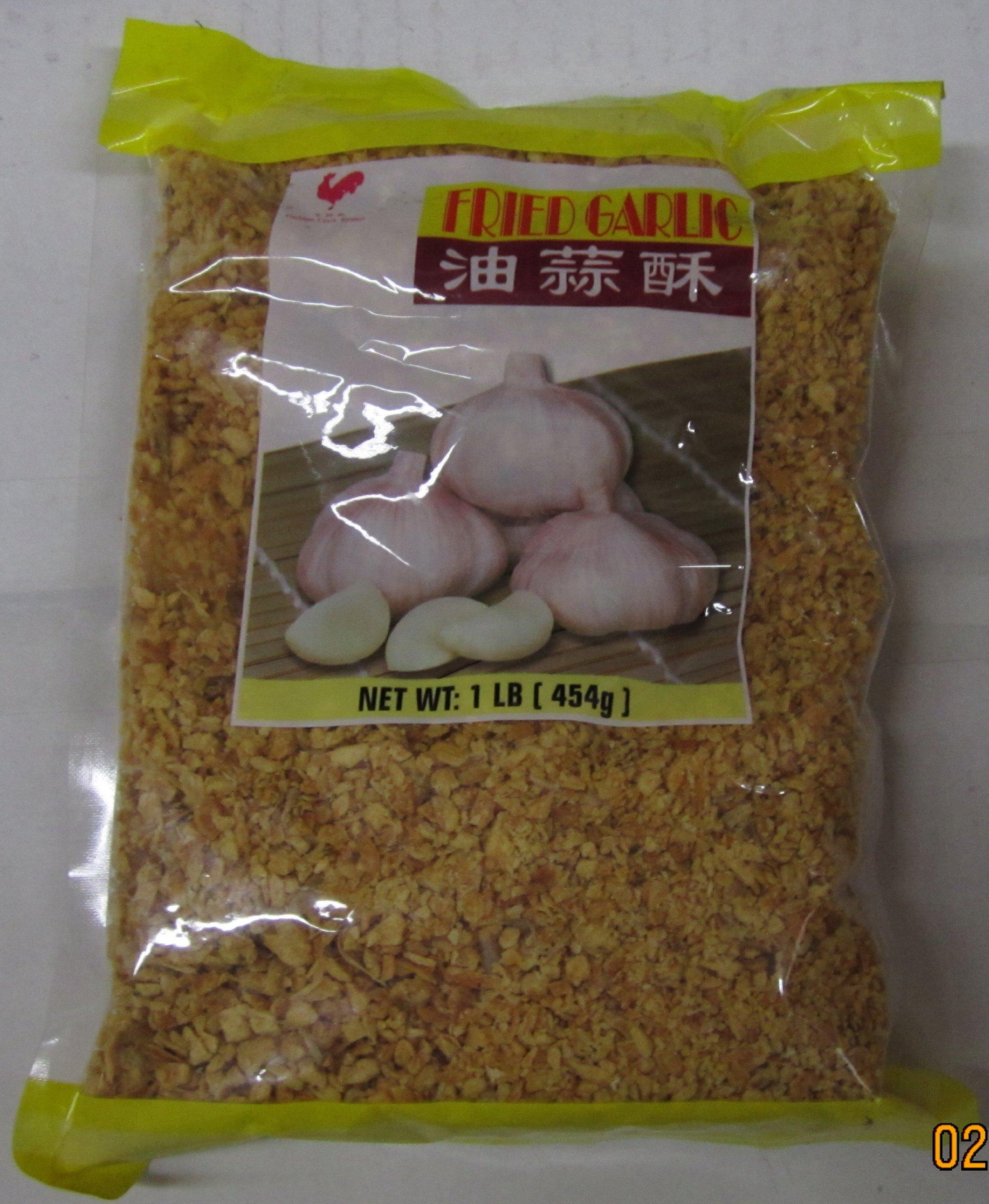 Fried Garlic 1 Lb