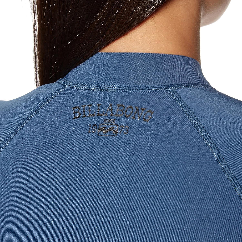 BILLABONG Womens Peeky 1MM Neoprene Wetsuit Coat Jacket Coat Seaside - Easy  Stretch Thermal Lining Long Sleeve  Amazon.co.uk  Sports   Outdoors 216069fb7