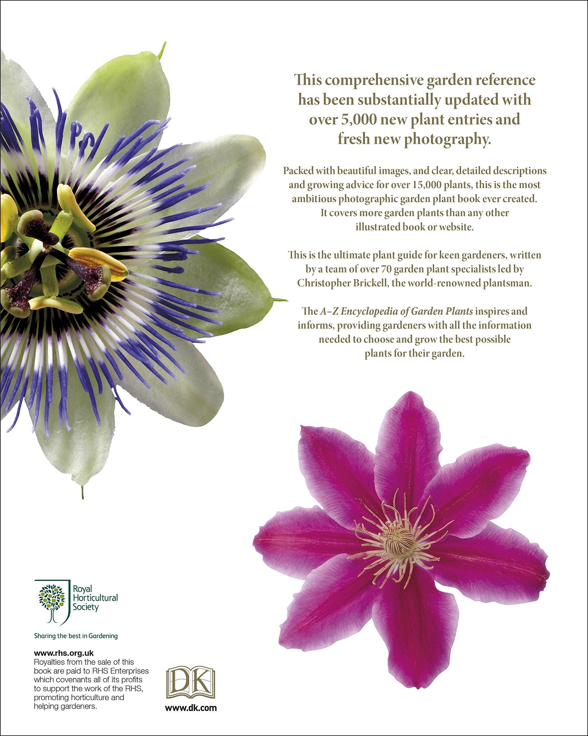 Rhs a z encyclopedia of garden plants dk 9780241239124 amazon rhs a z encyclopedia of garden plants dk 9780241239124 amazon books izmirmasajfo