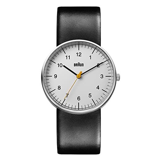 Braun BN0021BKG - Reloj para hombre