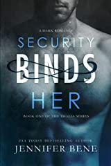 Security Binds Her (A Dark Romance) (The Thalia Series Book 1) Kindle Edition